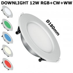 Downlight RGB 12W LCI 5700019