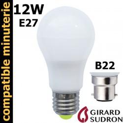 Ampoule LED standard 12W GIRARD SUDRON