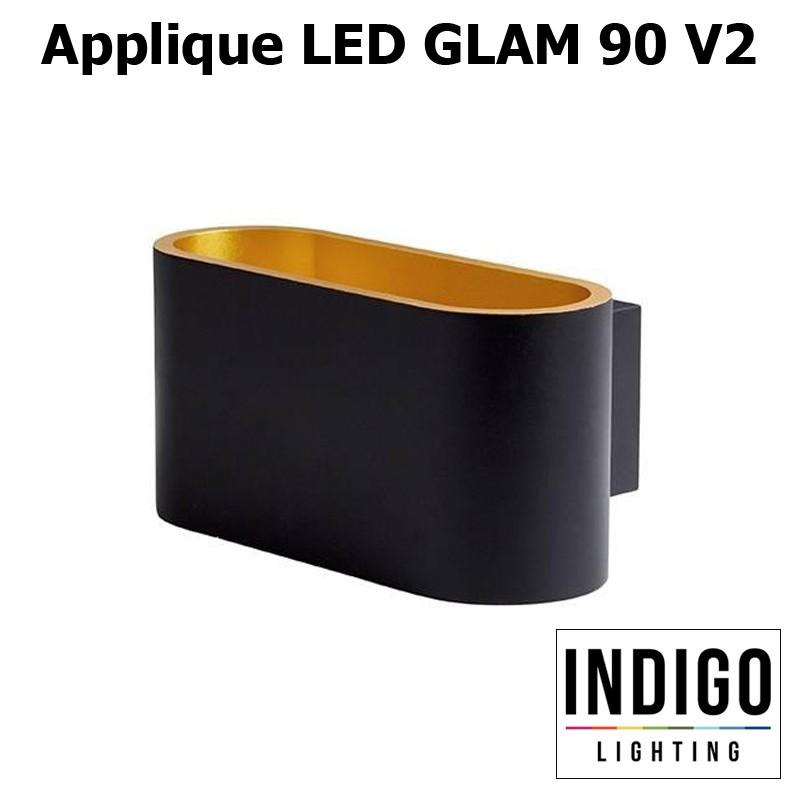 Applique décorative INDIGO GLAM 90 V2