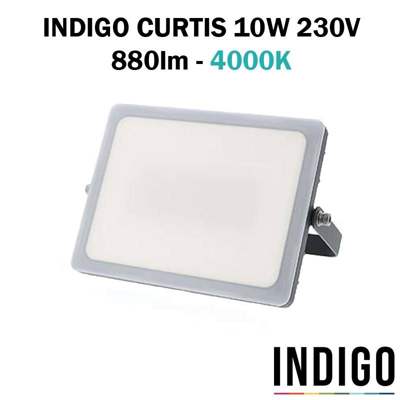 INDIGO CURTIS 10W - Projecteur extérieur