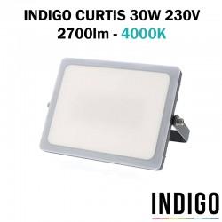 INDIGO CURTIS 30W - Projecteur extérieur