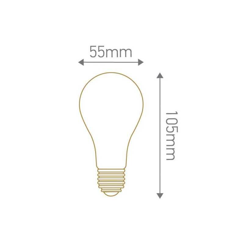Lampe LED standard 7W GIRARD SUDRON