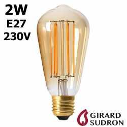 Ampoule Edison GIRARD SUDRON 715992
