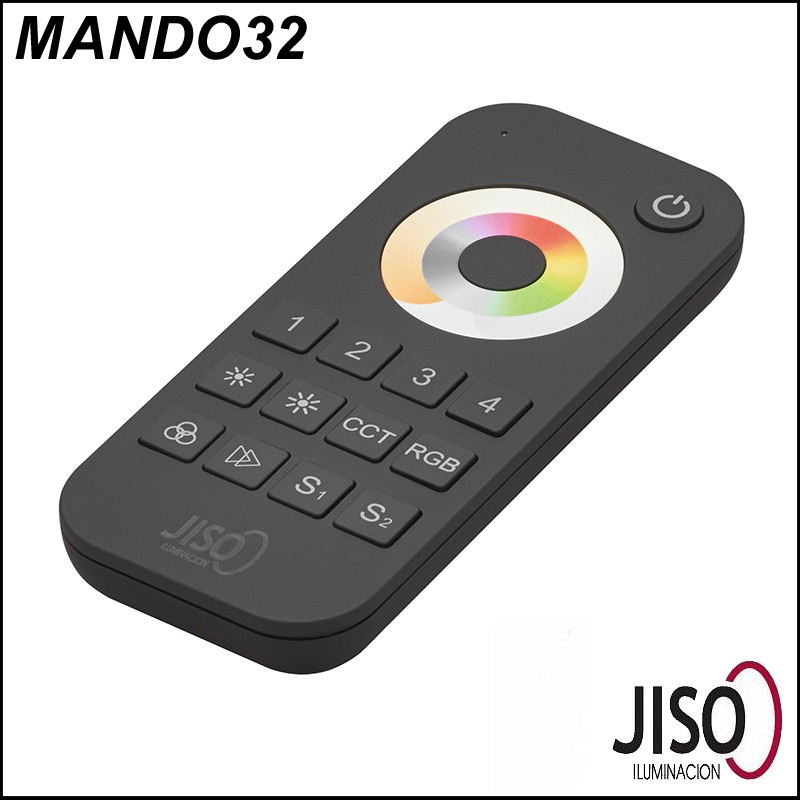 JISO MANDO32 - Télécommande universelle