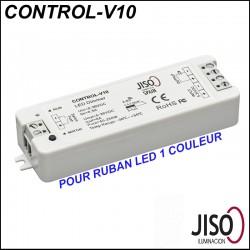 Variateur ruban LED JISO CONTROL-V10