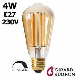 Ampoule Edison GIRARD SUDRON 715993