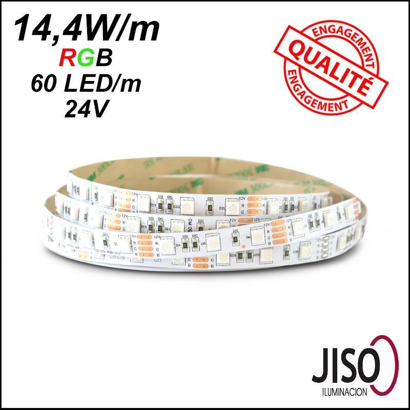 Ruban LED RGB - Bandeau LED couleur