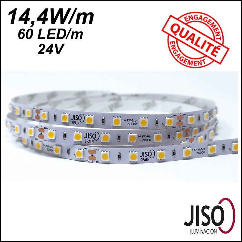 Ruban LED 15W - Bandeau LED mono couleur