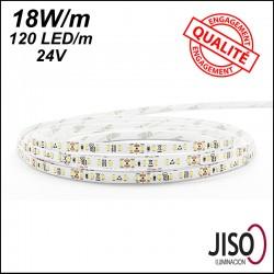 Ruban LED 18W - Bandeau LED mono couleur