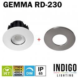 SPOT LED INDIGO GEMMA RD-230