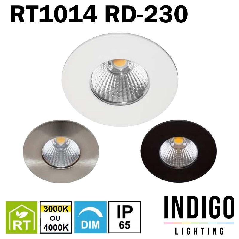 Spot LED INDIGO RT1014 RD-230