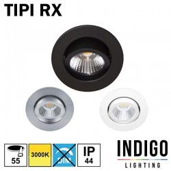 SPOT INDIGO TIPI RX ENCASTRE 3W