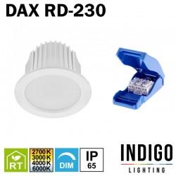 Spot LED encastré fixe INDIGO DAX RD-230