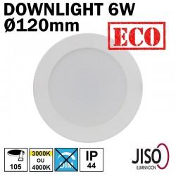 JISO 51616 - Downlight Eco 6W