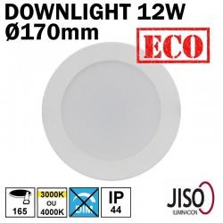 JISO 51612 - Downlight Eco 12W