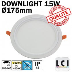 Downlight LED LCI 15W