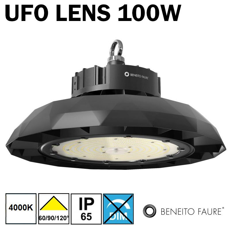 BENEITO 4502 - Suspension LED industrielle