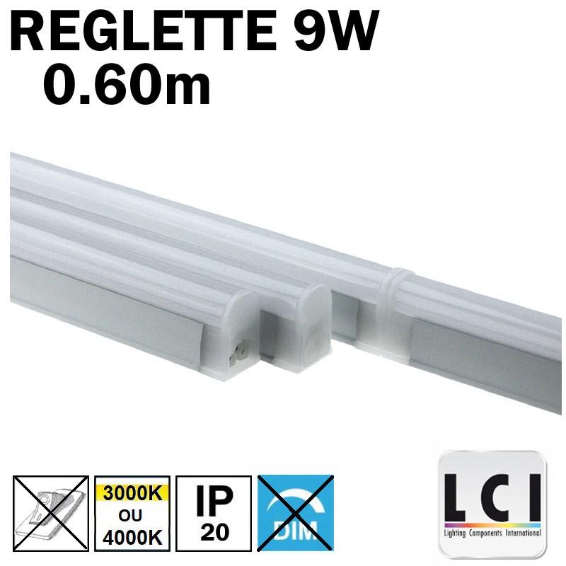 Réglette LED LCI 9W