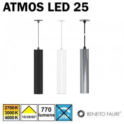 Suspension tubulaire BENEITO ATMOS 25