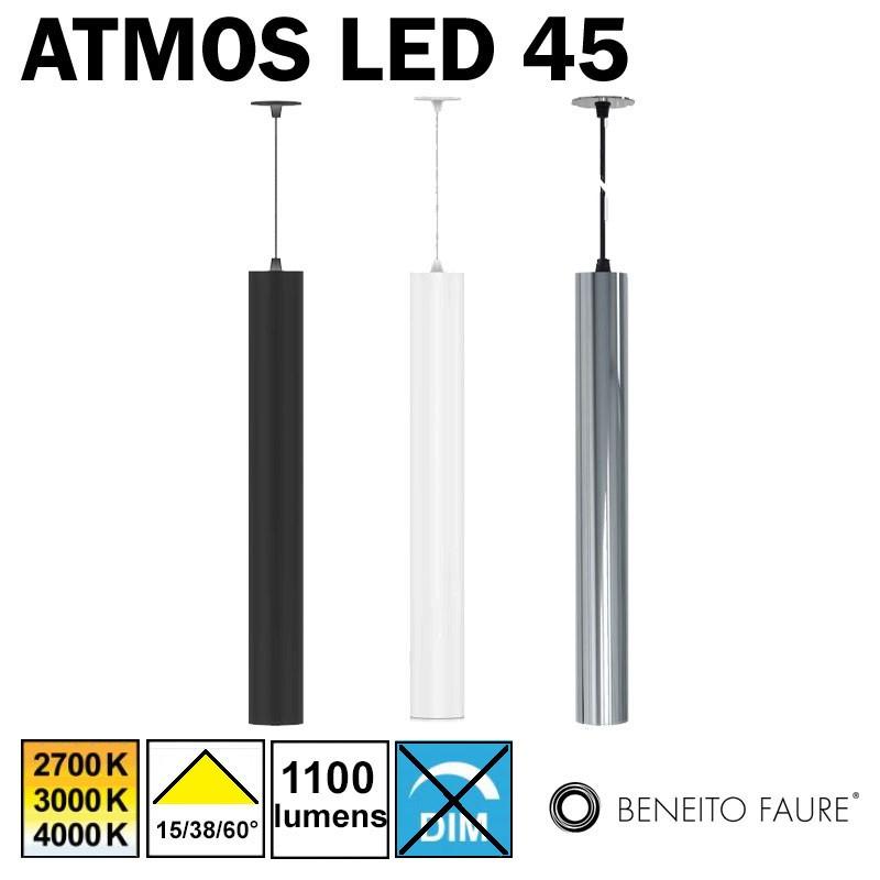 Suspension cylindrique BENEITO ATMOS 45