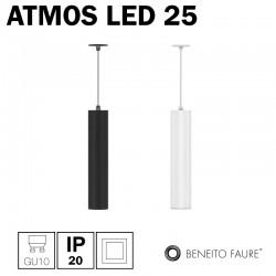 BENEITO ATMOS 25 - Suspension cylindrique GU10