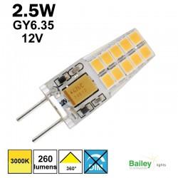 Ampoule LED 12V GY6.35 2.5W
