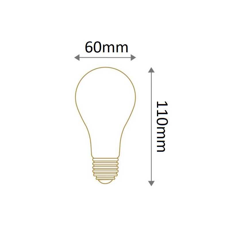 Lampe LED standard 9W GIRARD SUDRON