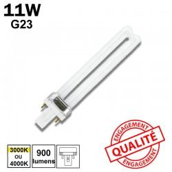 11W G23 - Ampoule fluo-compacte