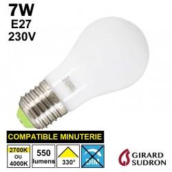 Ampoule standard LED 7W GIRARD SUDRON