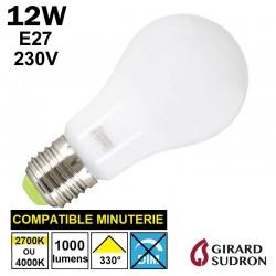 Ampoule standard LED 12W GIRARD SUDRON