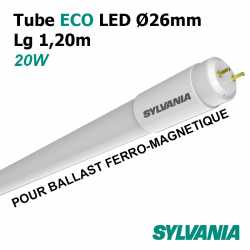 Tube LED ECO 1,20m SYLVANIA ToLEDo 20W