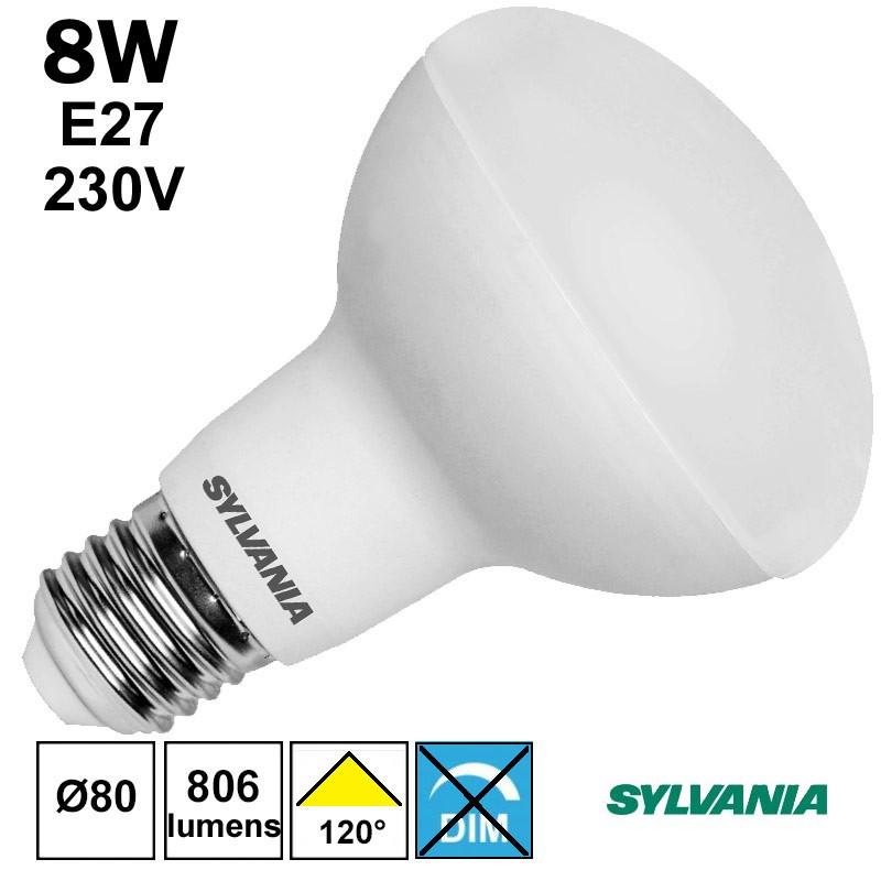 Spot LED Réflecteur R80