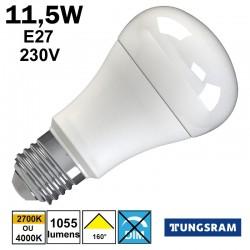 Ampoule LED économique TUNGSRAM 11,5W E27 230V