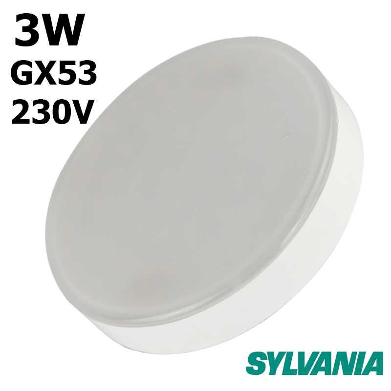 Ampoule SYLVANIA Micro Lynx Gx53 3W