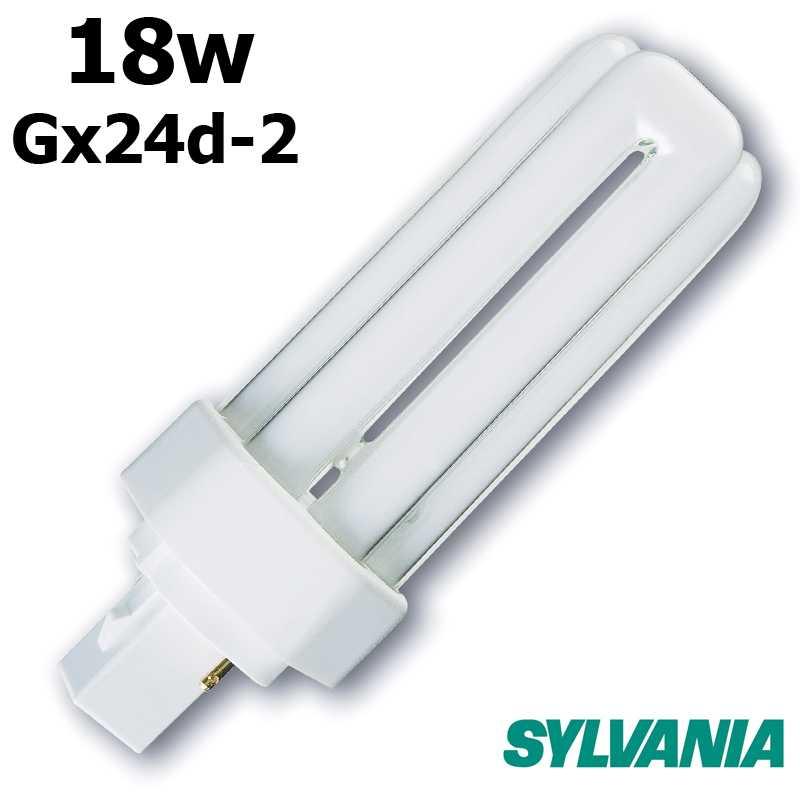 SYLVANIA LYNX-T 18W Gx24d2