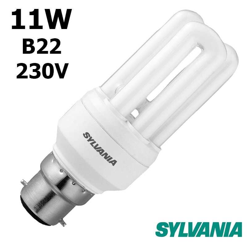 SYLVANIA FAST-START 11W B22