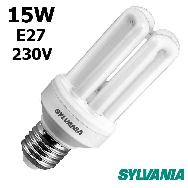 SYLVANIA FAST-START 15W E27