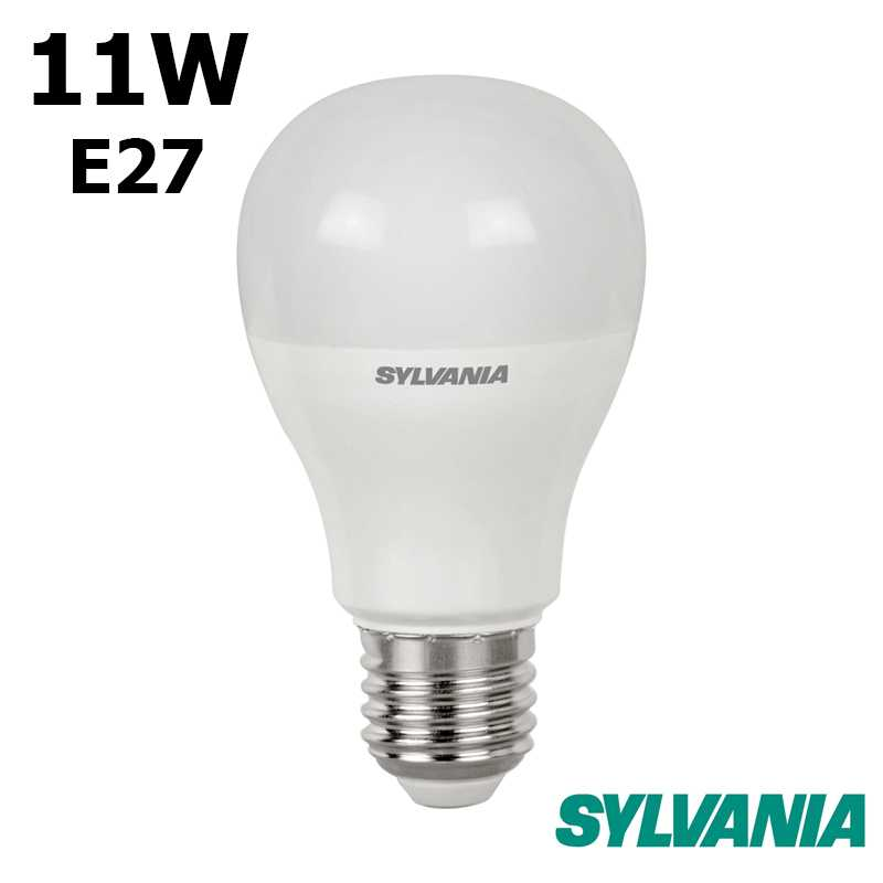 Ampoule LED standard 11W SYLVANIA