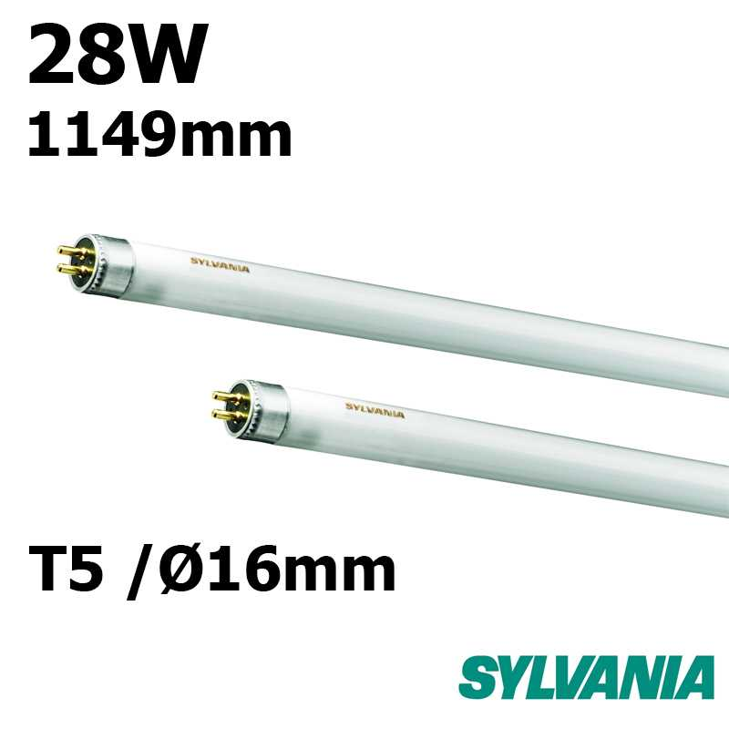 SYLVANIA LUXLINE PLUS 28W T5
