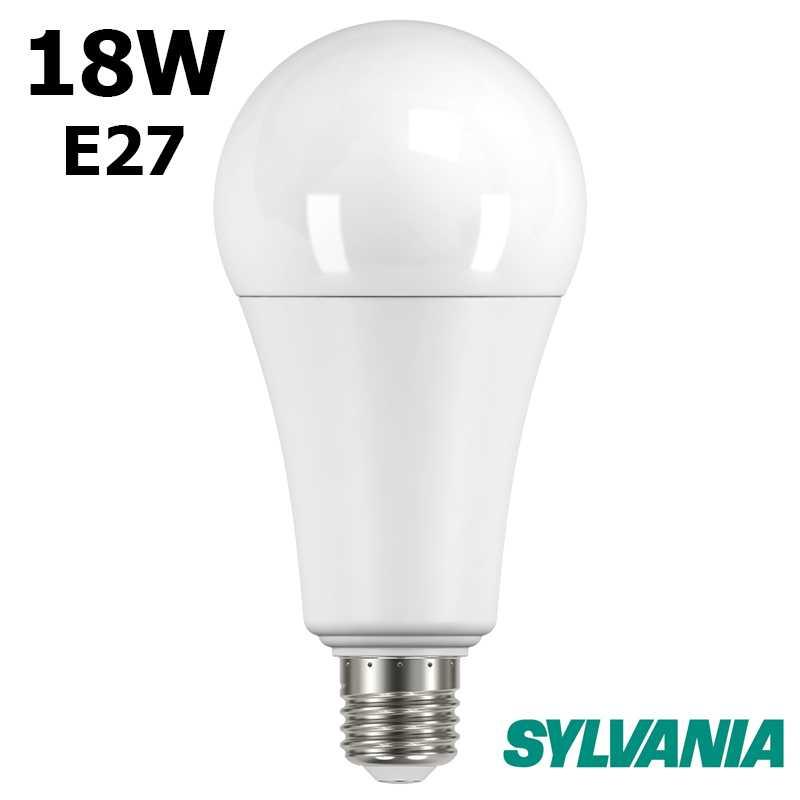 Ampoule LED standard 18W SYLVANIA