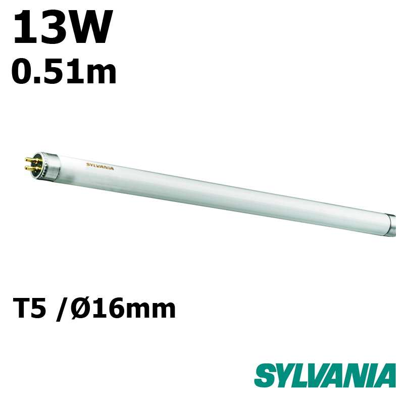 Tube Fluo Mini T5 13W