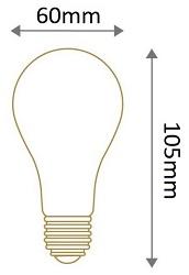 Lampe standard calotte argentée