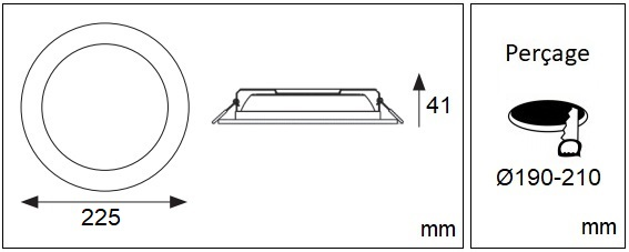 Dimensions JISO 50220