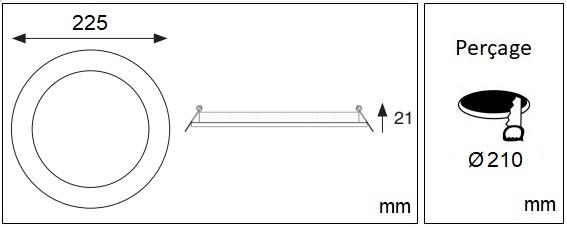 Dimensions JISO 51618