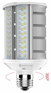 lampe MERCURE LED