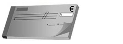 Payer par chèque